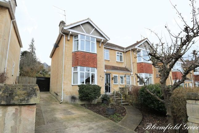 Thumbnail Semi-detached house for sale in Bloomfield Grove, Bath