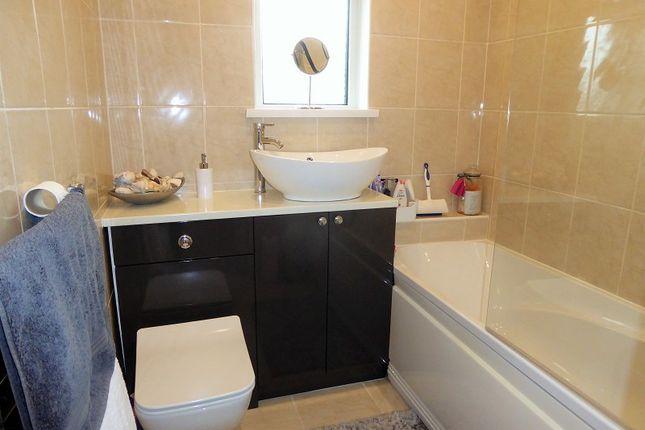 Bathroom of James Close, Bryncethin, Bridgend, Bridgend. CF32