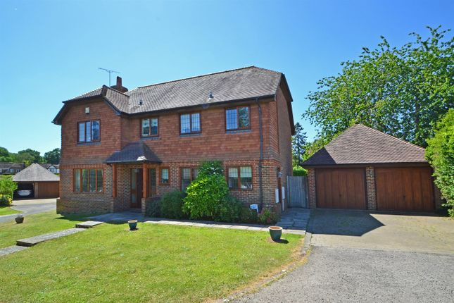 Thumbnail Detached house for sale in Close To Village And Walks, Storrington, West Sussex
