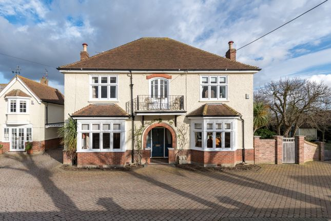 Thumbnail Detached house for sale in Willoughby Avenue, West Mersea, Colchester