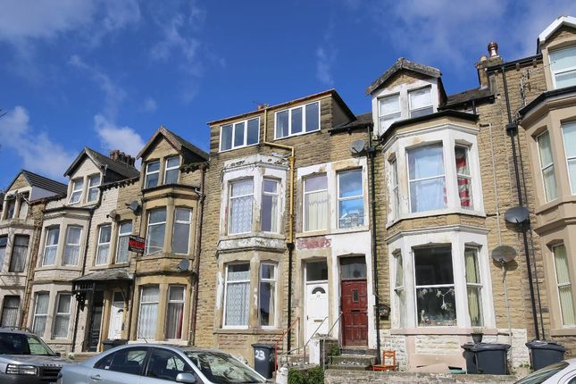 Thumbnail Terraced house for sale in Westminster Road, Morecambe