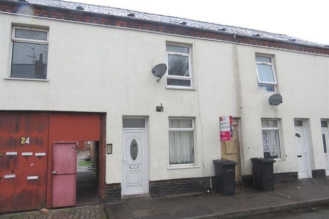 Thumbnail Terraced house for sale in Twyford Street, Derby