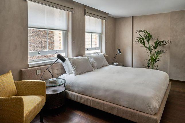 Thumbnail Flat to rent in Great Portland Street, London