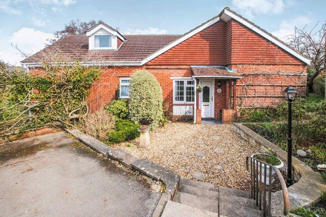 Thumbnail Detached bungalow for sale in Rose Cottage, The Drove, West End