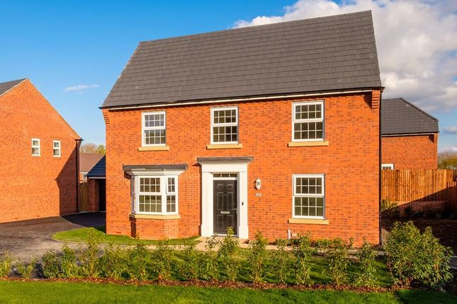 "Thumbnail Detached house for sale in ""Bradgate"" at Bishops Itchington, Southam"