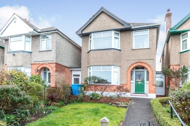 Thumbnail Detached house for sale in Sheringham Road, Poole