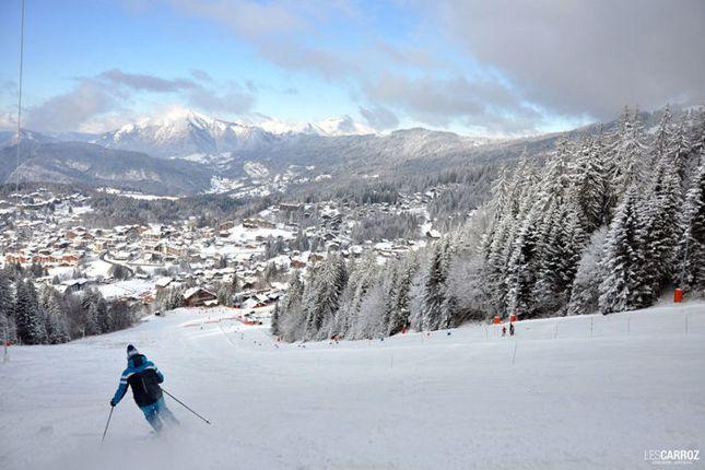 Les Carroz of Les Carroz-D'araches, Haute Savoie, France