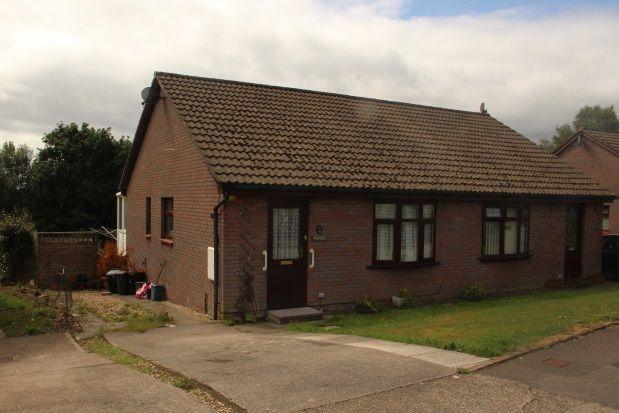 Thumbnail Property to rent in Rhodfa'r Eos, Cwmrhydyceirw, Swansea
