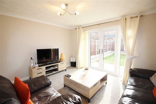 Living Room of Marrison Drive, Killamarsh, Sheffield S21