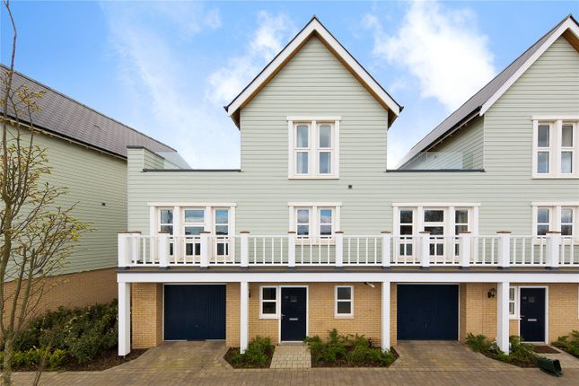 Thumbnail Semi-detached house for sale in Regiment Gate, Springfield, Chelmsford, Essex