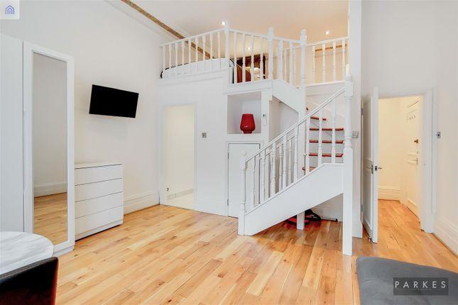 Thumbnail Studio to rent in Trebovir Road, Earls Court