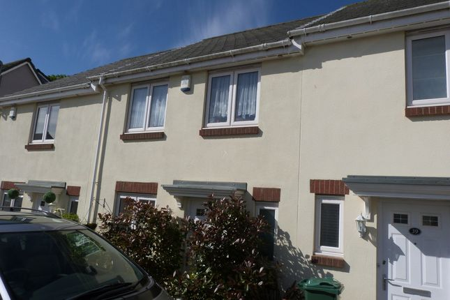 Thumbnail Terraced house for sale in Bridge View, Plymouth