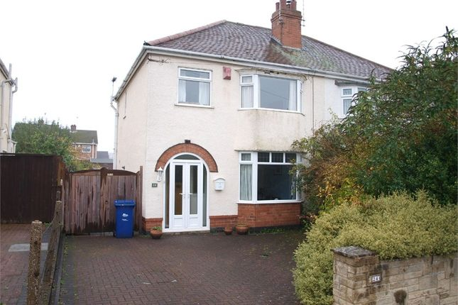3 bed semi-detached house for sale in Foston Avenue, Outwoods, Burton-On-Trent, Staffordshire