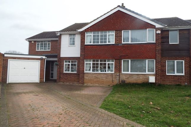 Thumbnail Semi-detached house for sale in Sharney Avenue, Langley, Slough
