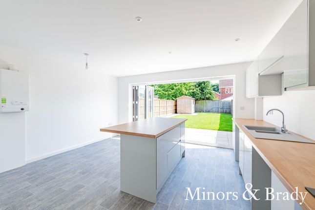 Flat for sale in Knox Road, Norwich