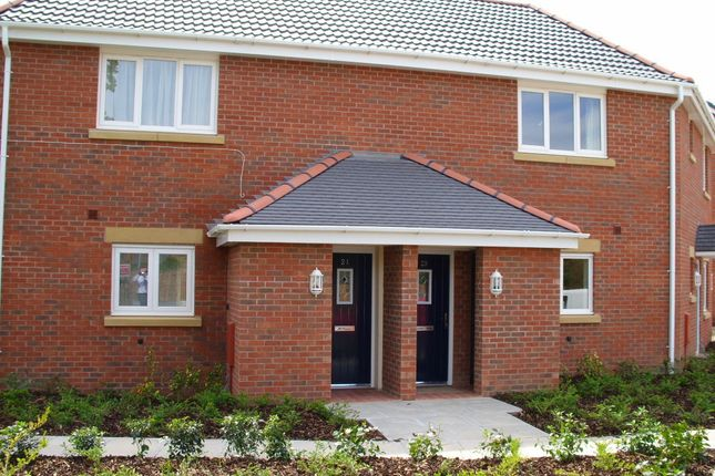 Thumbnail Flat to rent in Tuffleys Way, Leicester