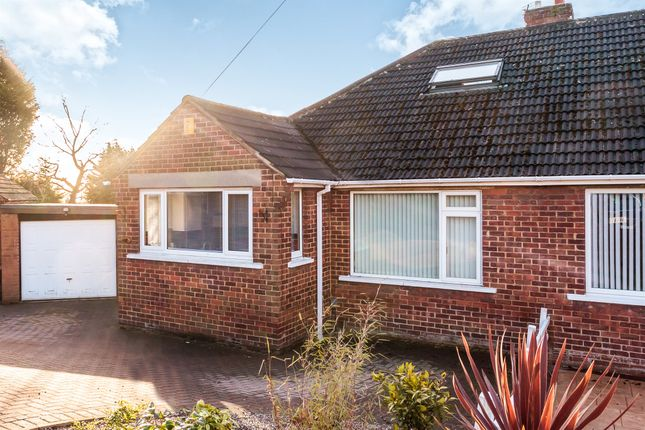 Thumbnail Semi-detached bungalow for sale in Lindale Mount, Wrenthorpe, Wakefield