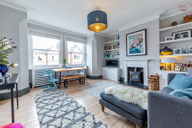 Thumbnail Flat for sale in Uplands Road, London