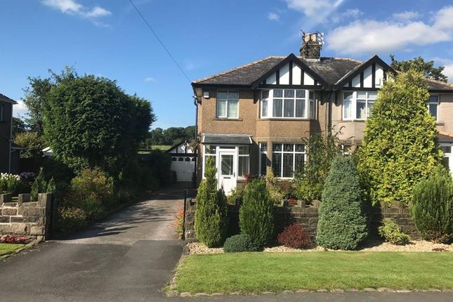 Thumbnail Semi-detached house for sale in Barrowford Road, Colne, Lancashire