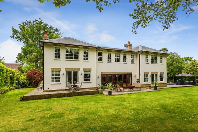 Thumbnail Detached house for sale in Brassey Road, Oxted