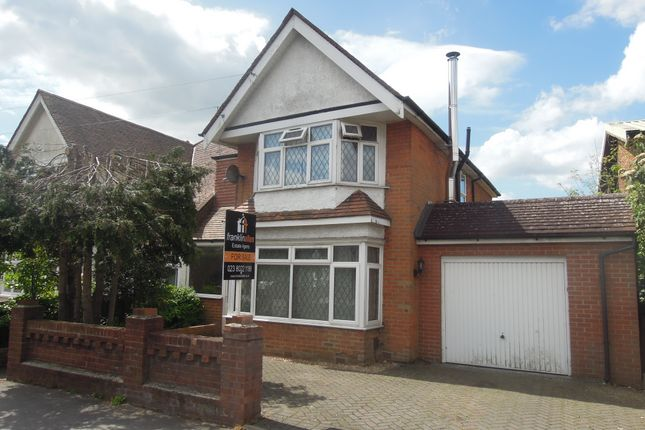 Thumbnail Semi-detached house for sale in Raymond Road, Shirley Southampton