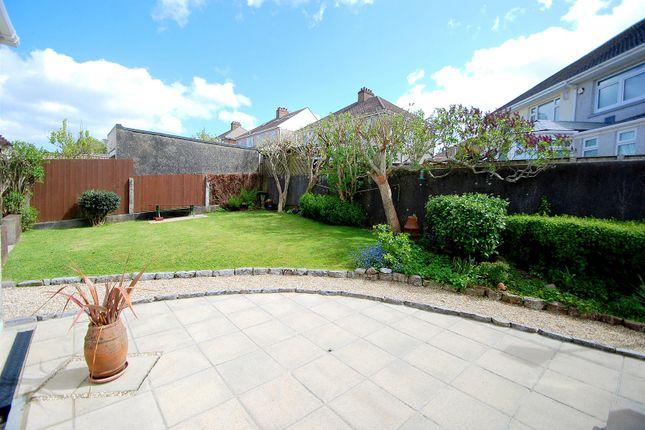 Garden A of Long Ley, Plymouth PL3