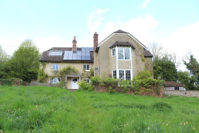 Thumbnail Detached house for sale in Crossways, Kintbury
