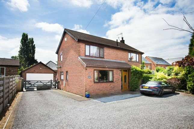 Thumbnail Detached house for sale in The Village, Strensall, York