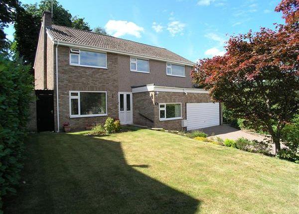Thumbnail Detached house for sale in Ty-Mynydd Close, Radyr, Cardiff