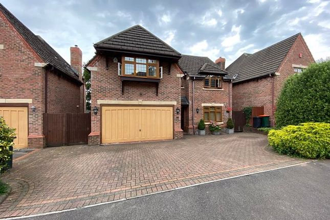 Thumbnail Detached house for sale in Acorn Close, Rogerstone, Newport