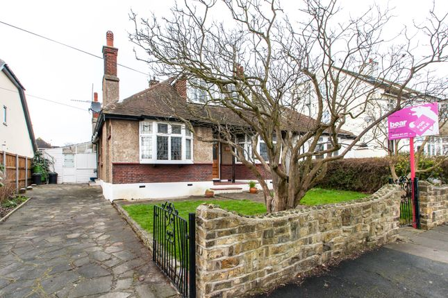 Thumbnail Semi-detached bungalow for sale in Station Road, Leigh-On-Sea
