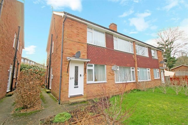 Thumbnail Maisonette for sale in Meadow Court, Moor Lane, Staines-Upon-Thames, Surrey