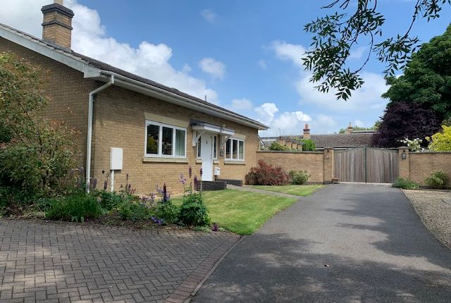 Thumbnail Bungalow for sale in Main Street, Burrough On The Hill, Melton Mowbray