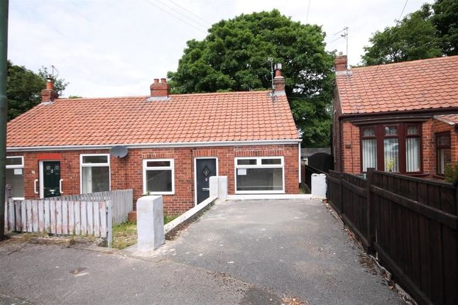 1 bed bungalow for sale in Glebe Villas, West Cornforth, Ferryhill DL17