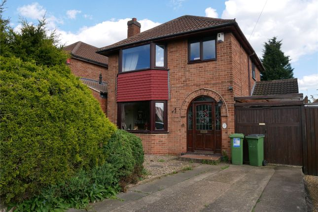 Thumbnail Detached house for sale in Fishpools, Leicester