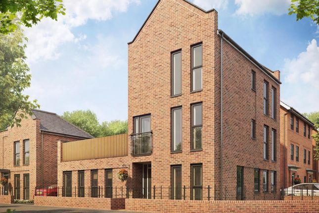 """Thumbnail Semi-detached house for sale in """"Tarpoly"""" at Hunts Cross Shopping Park, Speke Hall Road, Liverpool"""