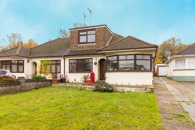Thumbnail Semi-detached bungalow for sale in Broad Walk, Hockley