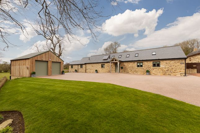 Thumbnail Detached bungalow for sale in The Byre, Mill Road, Blackhall Mill, Newcastle Upon Tyne