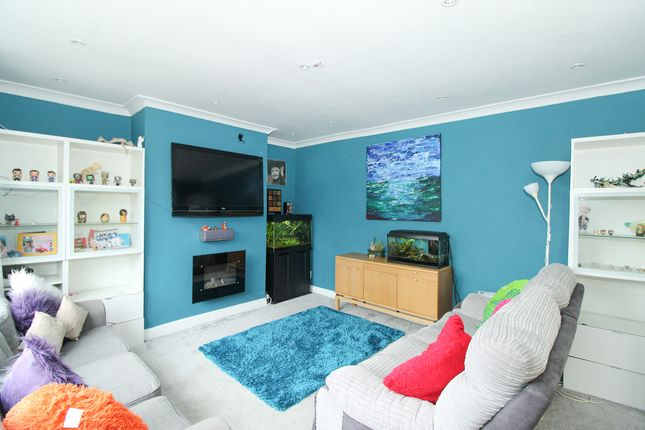 Living Room of The Hill, Glapwell, Chesterfield S44