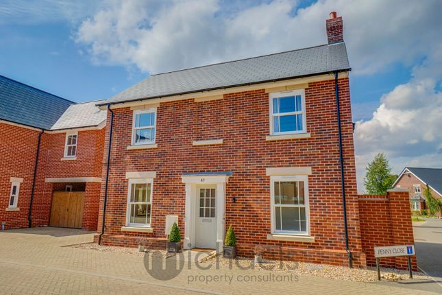Thumbnail Detached house for sale in Lilianna Road, Chesterwell, Colchester