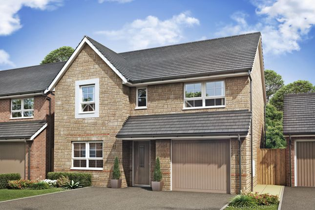 "Thumbnail Detached house for sale in ""Hemsworth"" at Marsh Lane, Leonard Stanley, Stonehouse"