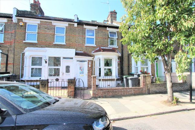Thumbnail Terraced house for sale in Clinton Road, London