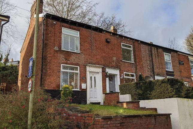 Thumbnail End terrace house to rent in Weaver Road, Northwich
