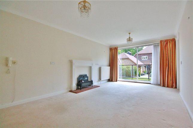 Living Room of The Piccards, Chestnut Avenue, Guildford, Surrey GU2