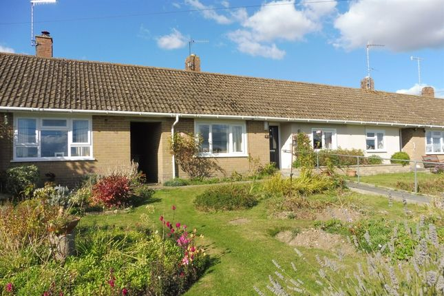 Thumbnail Terraced bungalow for sale in Whitlock Rise, Bishopstone, Salisbury