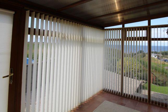 Conservatory of Reid Terrace, Portgordon AB56