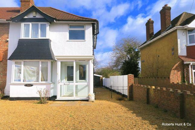 Thumbnail Semi-detached house for sale in Bedfont Lane, Feltham
