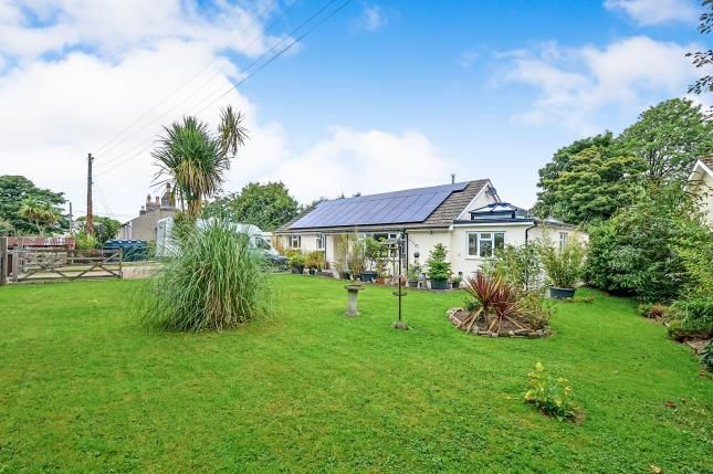 Thumbnail Bungalow for sale in St. Columb, Cornwall