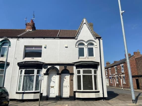 3 bed end terrace house for sale in Clifton Street, Town Centre TS1