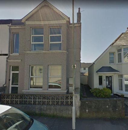 Thumbnail Flat for sale in Wolseley Road, Plymouth, Devon